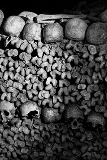 Paris Catacombs | by Flat You Lent