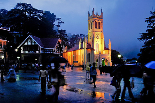 Christ Church, Shimla, India | by Jitendra Singh : Indian Travel Photographer