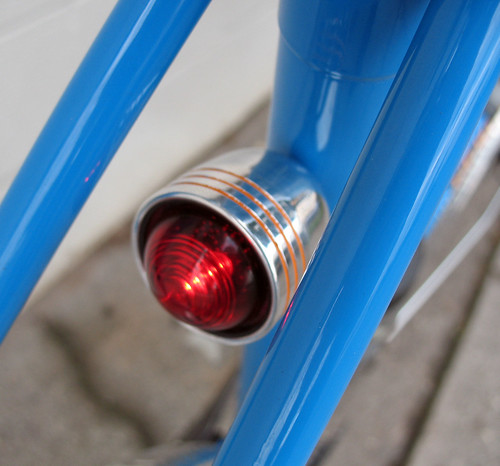 Handmade Tail Light | by pereiracycles