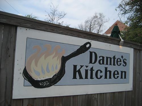 Dante S Kitchen Menu Ri