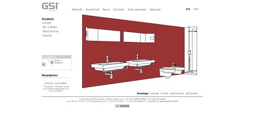 www.blicomm.net: GSI Sanitari - Home page | by Blicomm.net