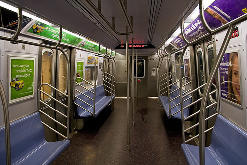 MTA New York City Subway | by Arve Johnsen