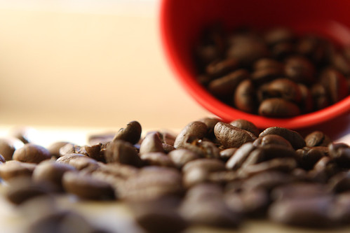 Coffee, Cup and Beans | by JcOlivera.com