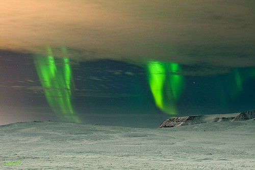 dancing  Auroras | by alf07 °,°