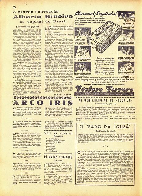 Século Ilustrado, No. 543, May 29 1948 - 20