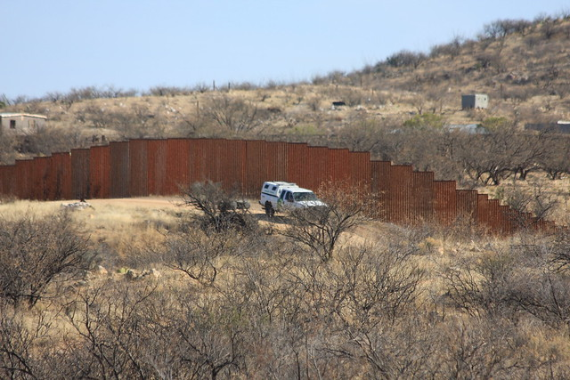photo of Border Fence
