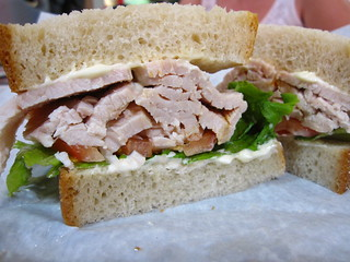 Bassett's Turkey Sandwich - Reading Terminal Market | by NoLoveMoreSincere