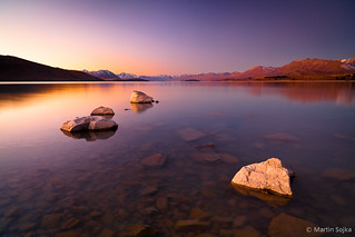 Lake Tekapo ~ New Zealand | by Martin Sojka .. www.VisualEscap.es