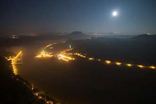 Full Moon over Saxony | by Xindaan