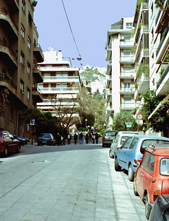 2002_05_Athen_Byen_Steep access for Lycabettus | by e_ht12
