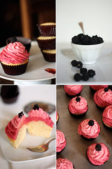 Lemon Berry Cupcakes by Pâtisserie Natalie | by cakespy