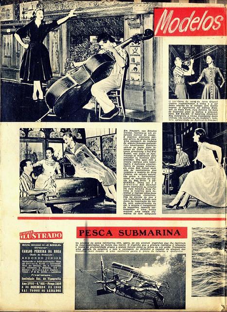 Século Ilustrado, No. 935, December 3 1955 - 1