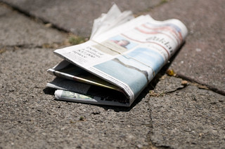 morning paper | by Hitchster