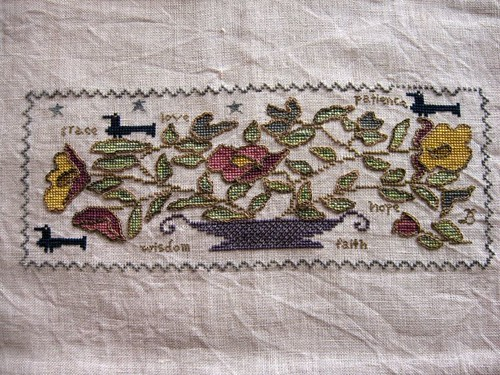 The simple things blackbird designs may 2009 i 39 m for Blackbird designs english garden