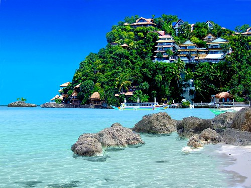 Boracay Beach, Beautiful Nami Resort, The Philippines | by paynepat44