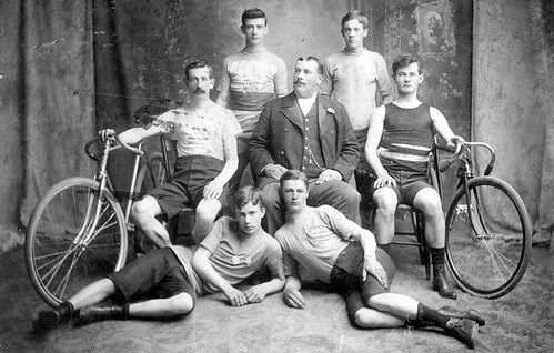 Lethbridge Bicycle Club | by Galt Museum & Archives on The Commons