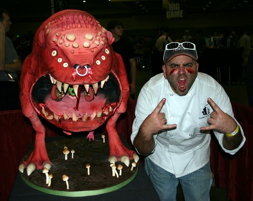 Cake Tv Show Duff : Ace of Cakes - Squig Cake plus Duff Flickr - Photo Sharing!