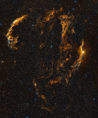 Veil Nebula DSS2 WikiSky | by keeperlink