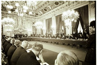 Signing of the OECD Convention | by Organisation for Economic Co-operation and Develop