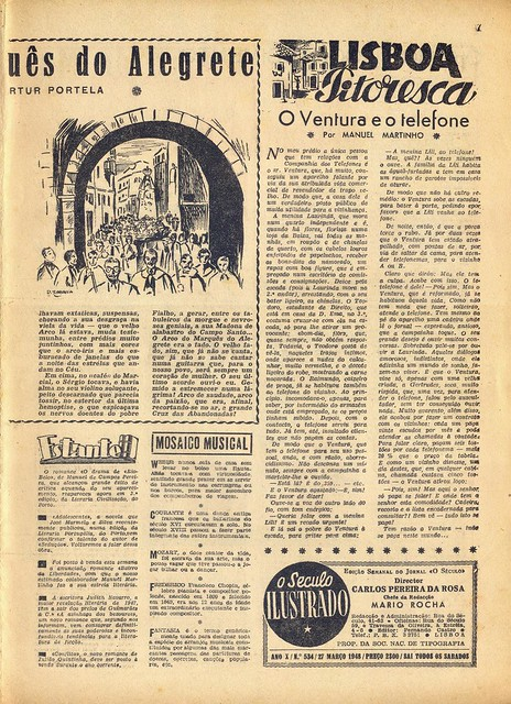 Século Ilustrado, No. 534, March 27 1948 - 6