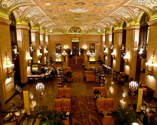 Palmer House lobby | by j.o.h.n. walker