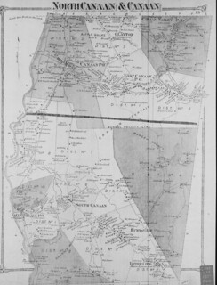 North Canaan & Canaan. (Petersen Collection) | by uconnlibrariesmagic