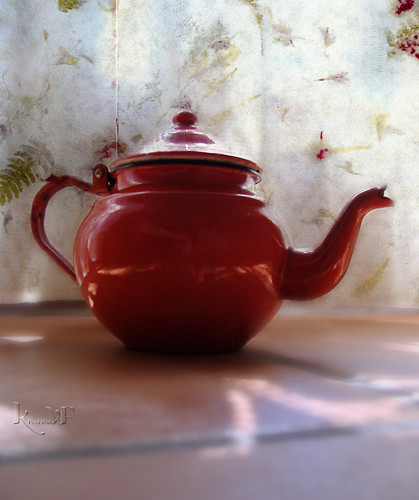 Tea time | by KristinaVF