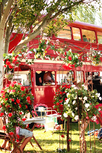 Red Bus Cafe | by Meadow♥Girl