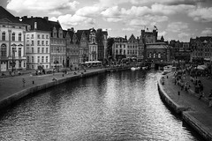 Gand - Gent | by pas le matin