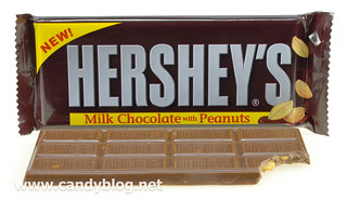 Hershey's Milk Chocolate with Peanuts | by cybele-