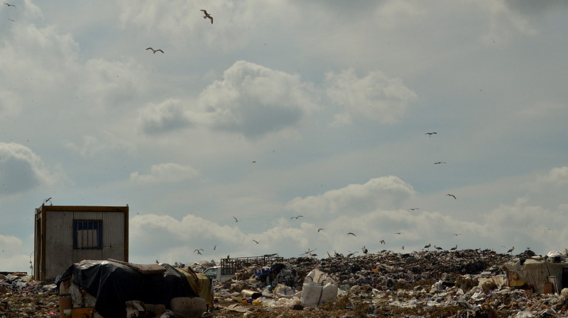 Breaking Point: Life in the Shadow of Tunisia's Largest Landfill