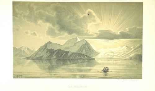 Image taken from page 103 of 'Svenska Expeditioner till Spetsbergen och Jan Mayen utförda under åren 1863 och 1864 af N. Dunér, A. J. Malmgren, A. E. Nordenskiöld och A. Qvennerstedt'