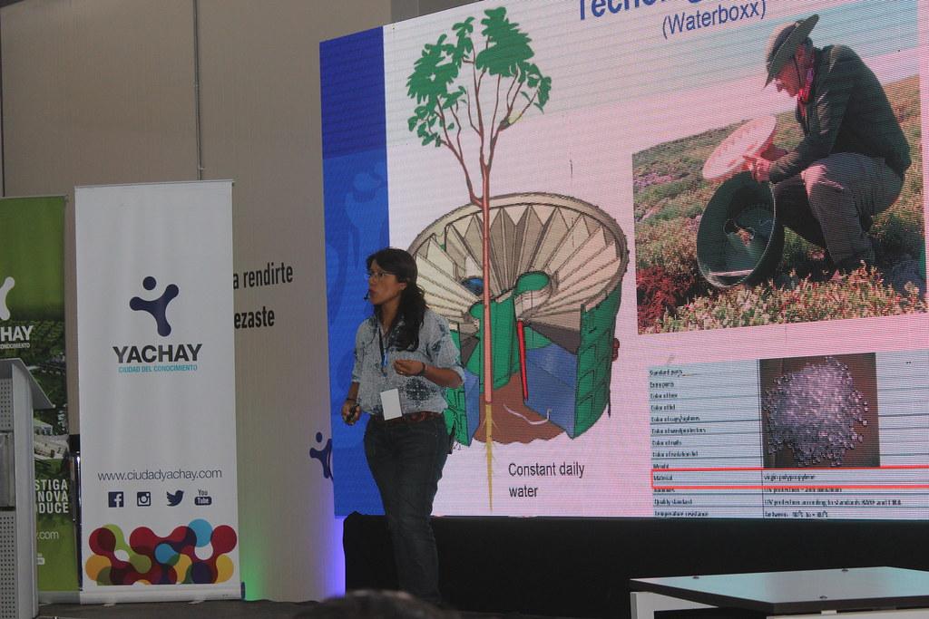 Simposio Plantas Amenazadas en Ecuador
