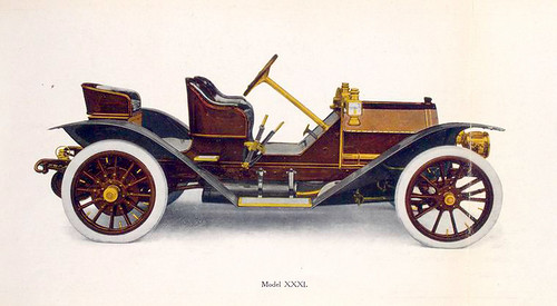 1909 palmer singer motor car model xxxi skimabout with r for Motor vehicle long island