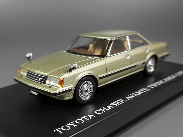 TOYOTA Chaser avante twincam24 1982
