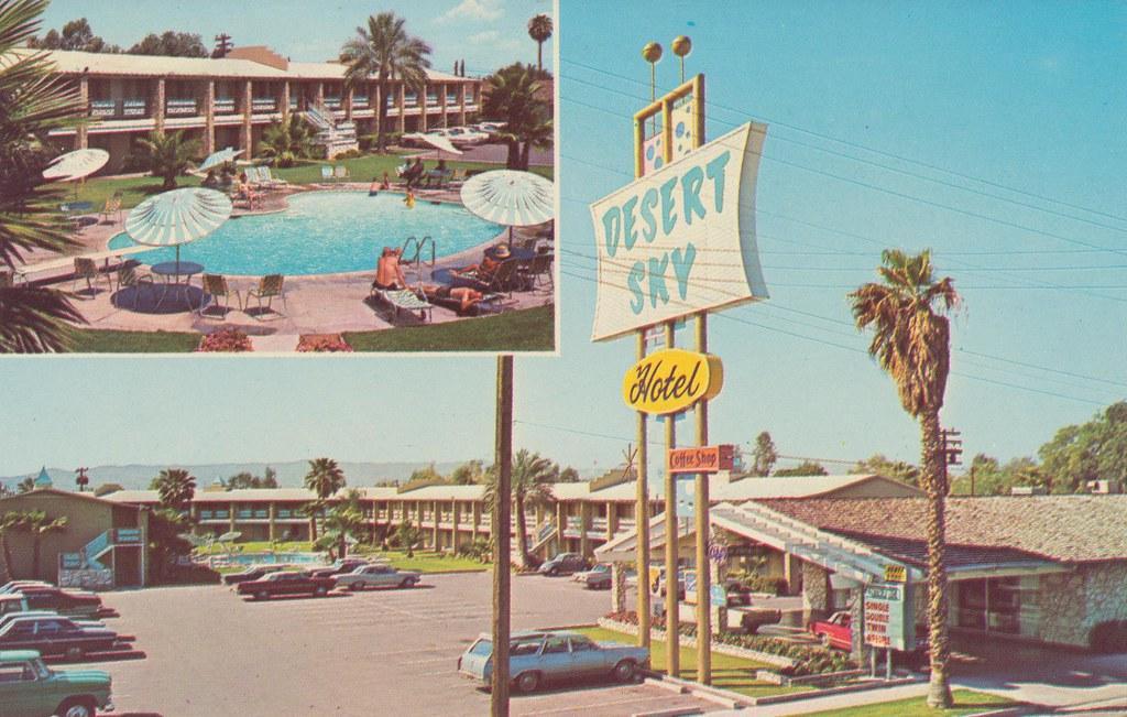 Desert Sky Hotel - Phoenix, Arizona