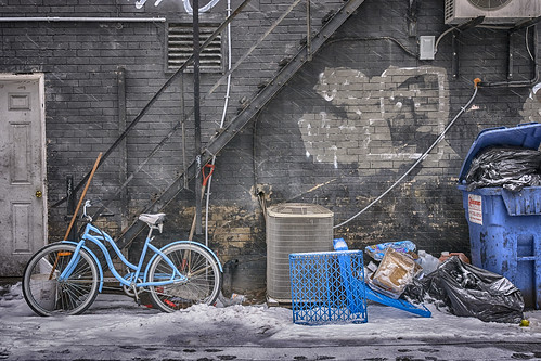 Urban Still Life (Cold Alley) | by Ben Roffelsen Photography