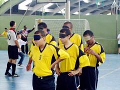 Apoio ao Esporte - Futebol de 5