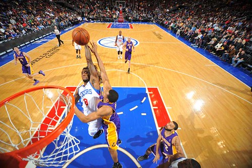 76ers Vs Lakers: The Sixers Fell To The Lakers