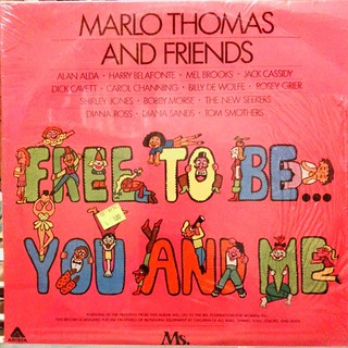 Marlo Thomas - Free To Be...  You And Me. #LP #cover | by sobieniak