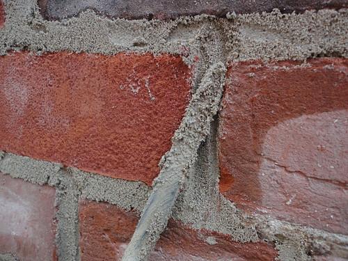 Red Clay Bricks : Red clay bricks mortar thedistillerydistrict