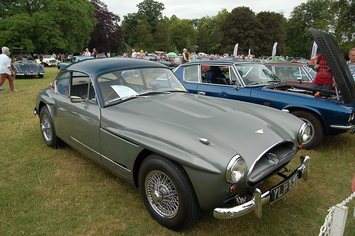Newby Hall Car Show