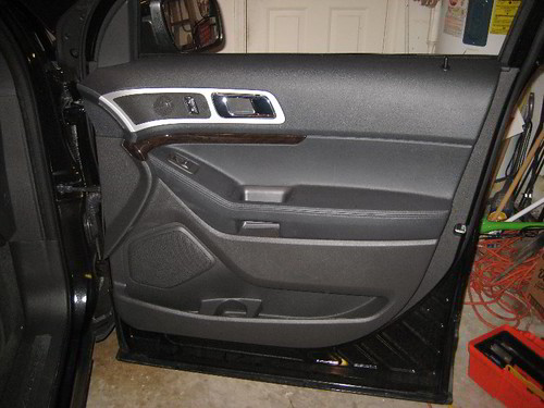 2014 ford explorer suv front passenger interior door. Black Bedroom Furniture Sets. Home Design Ideas
