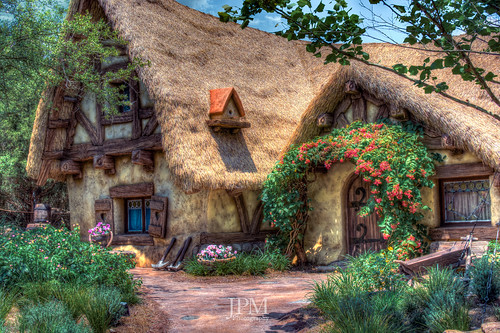 A Fairy Tail Cottage John Mulhearn Flickr
