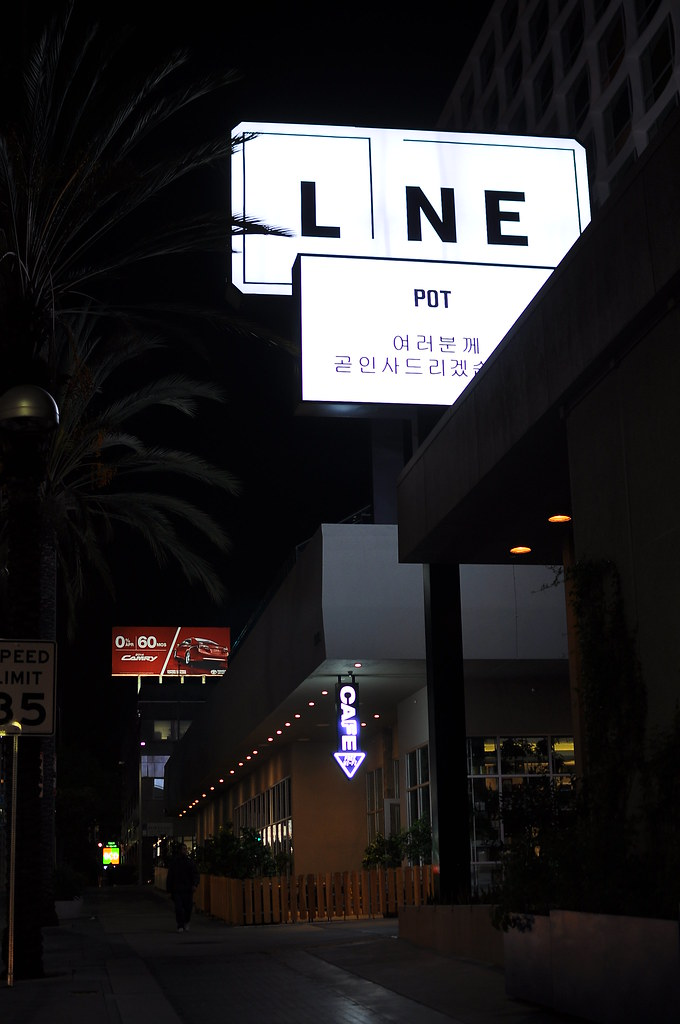 The Line Hotel - Koreatown - Los Angeles