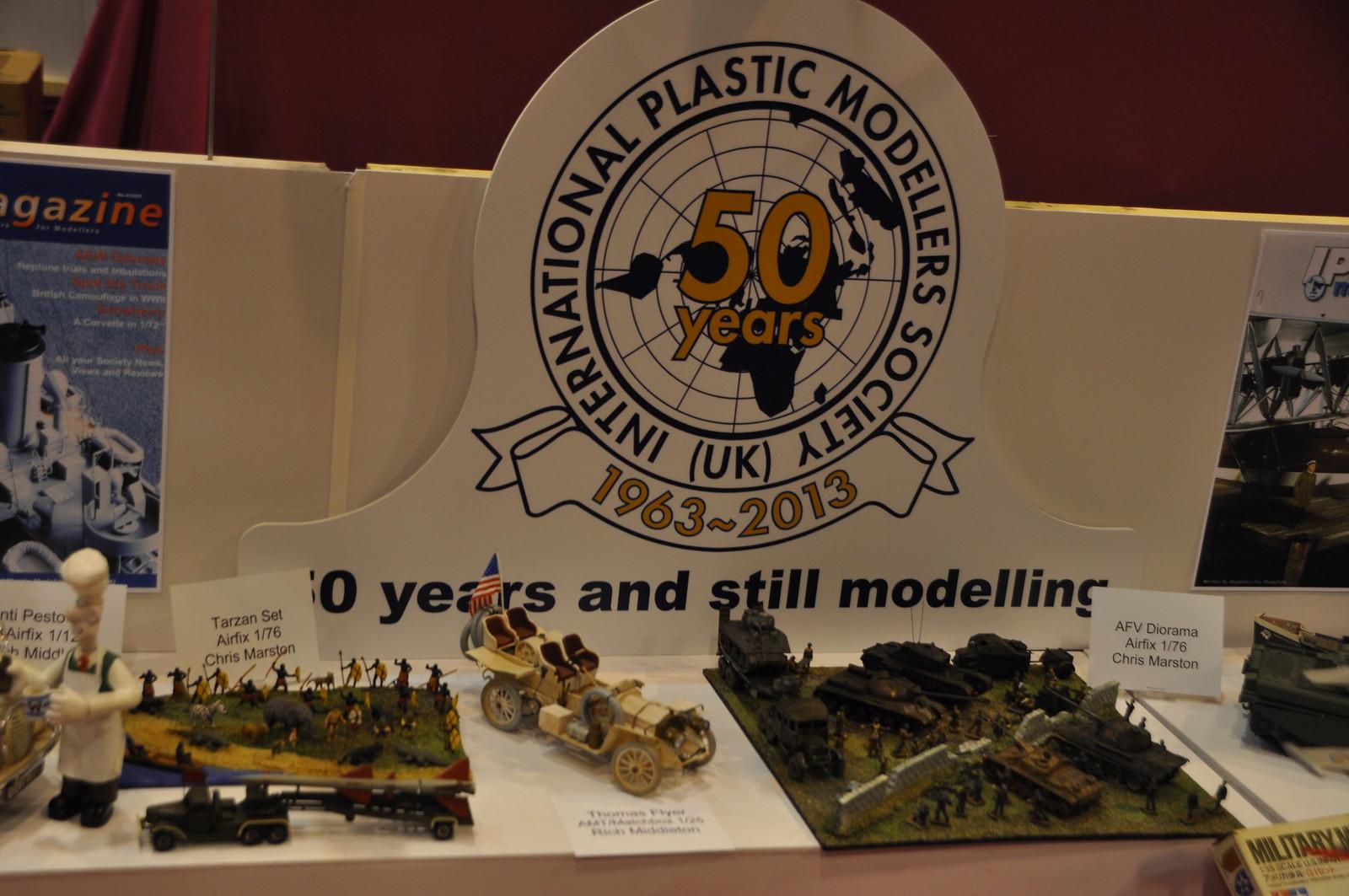IPMS Modelworld Telford 2013