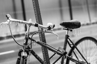 Frozen bike | by Liam Kearney