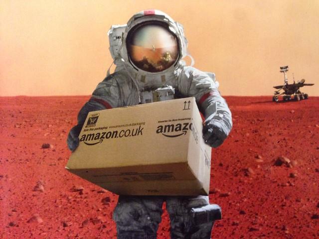 Amazon on Mars (The Economist, 21-27 juin 2014)