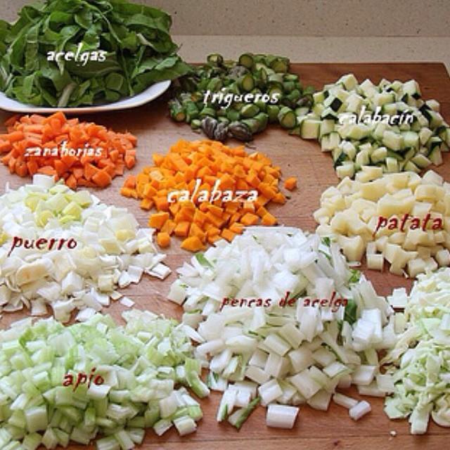 Comienza la temporada de #sopas. En esta época nos encantan las de verduras y la sopa juliana es la reina