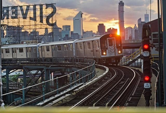 New R-188 Trains